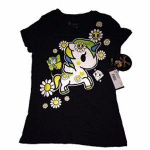Tokidoki Daisy Dukes Unicorno T-Shirt (SDCC 2014)